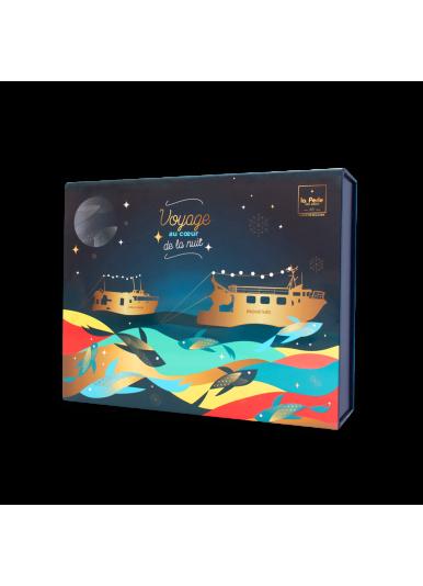 """Coffret """"Voyage au cœur de la nuit"""" - Edition limitée"""