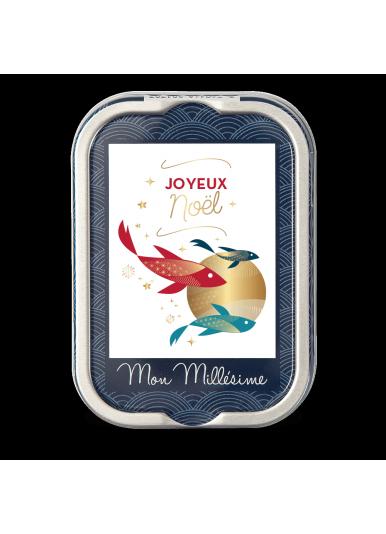 """Sardines Millésimées """"Joyeuses Noël"""" - Edition limitée"""