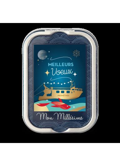 """Sardines Millésimées """"Meilleurs voeux"""" - Edition limitée"""