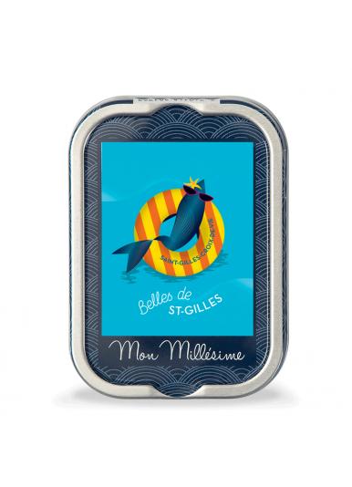 """Sardines Millésimées """"Belles de St-Gilles"""""""
