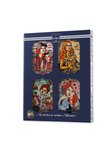 "Coffret collector ""Le tour du monde de Perle"""