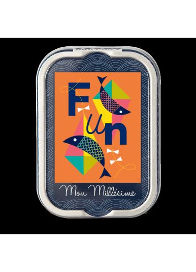 """Sardines Millésimées """"Fun"""""""