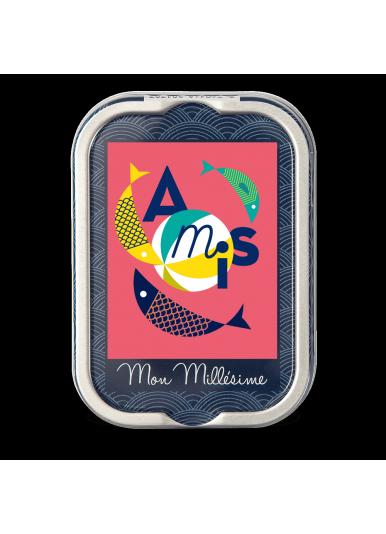 """Sardines Millésimées """"Amis"""""""