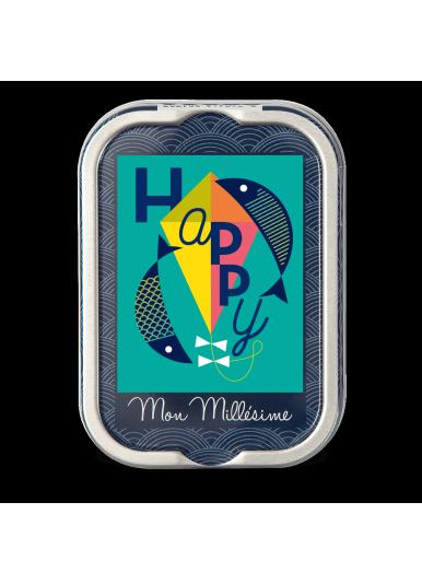 """Sardines Millésimées """"Happy"""""""