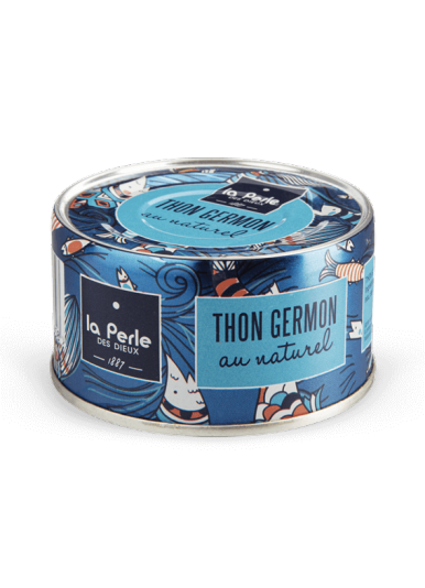 Thon blanc Germon au naturel 132g